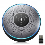 EMeet Bluetooth Conference speaker OfficeCore M2 Grijs