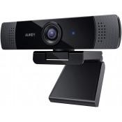 Aukey PC-LM1E 1080P Full HD Webcam Zwart