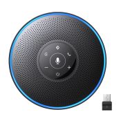 EMeet Bluetooth Conference speaker OfficeCore M2 Zwart