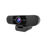 EMeet C960 HD Webcam met 2 Microfoons zwart