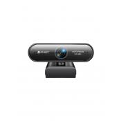 EMeet Nova HD Webcam met 2 Microfoons zwart
