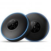 EMeet Bluetooth Conference speaker OfficeCore M220 Zwart