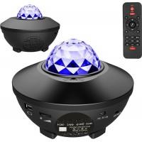 Sterren Projector - Muziek box - Sterrenlamp - Sterrenhemel Projector - Star Projector