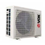 VOX Split system air conditioner / heating VSA7 - 9BE - 9000 BTU - Wi-Fi Ready